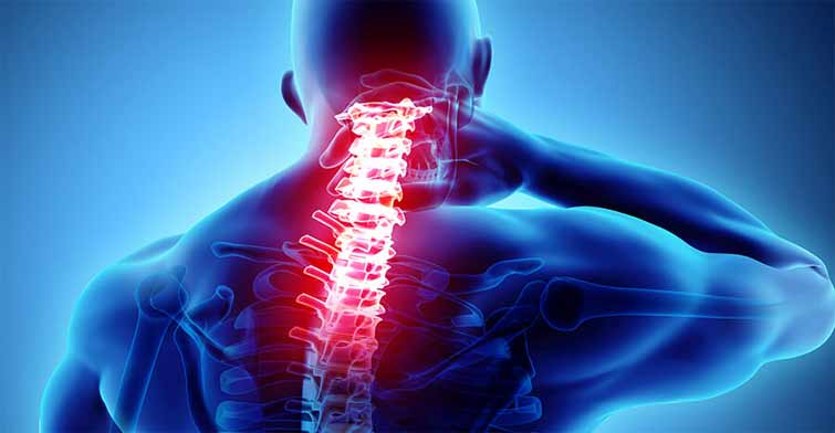 Is Drinking Water Ease Neck Pain