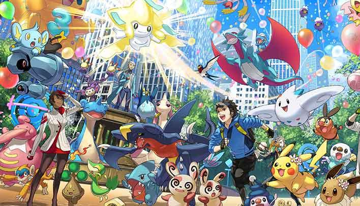 Pokemon goes