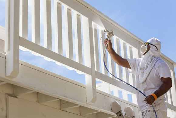 Quality workmanship recognized brands and fantastic painting service