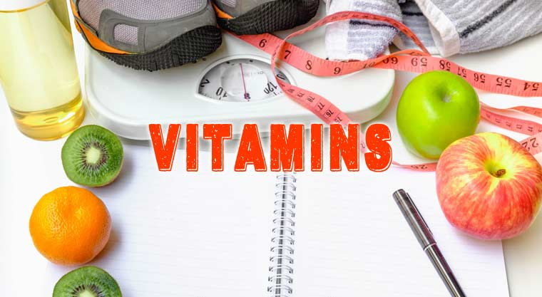 What Vitamins Promote Weight Loss