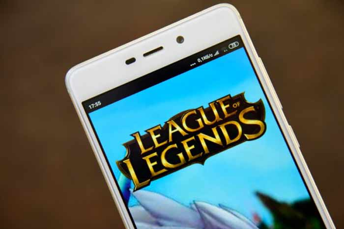 Super Fantasy League of Legends Online Game