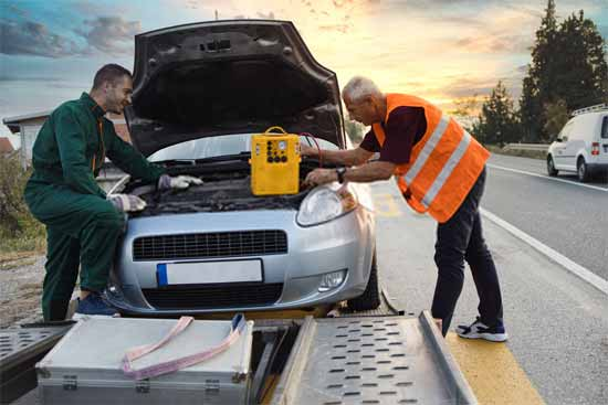 Clear you're Travelling Repairs using Tower Service