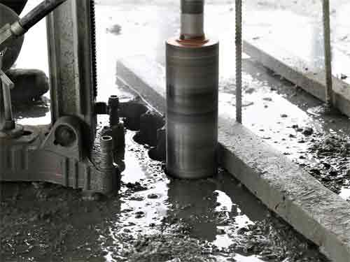 Different types of drilling fluid