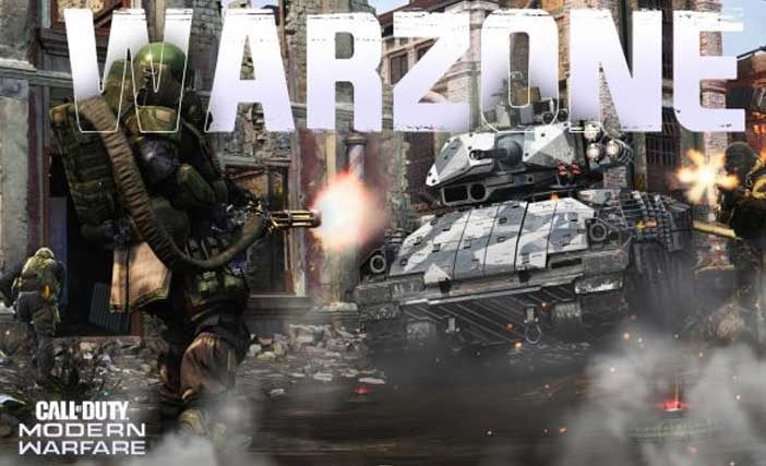 What to Do in a Warzone