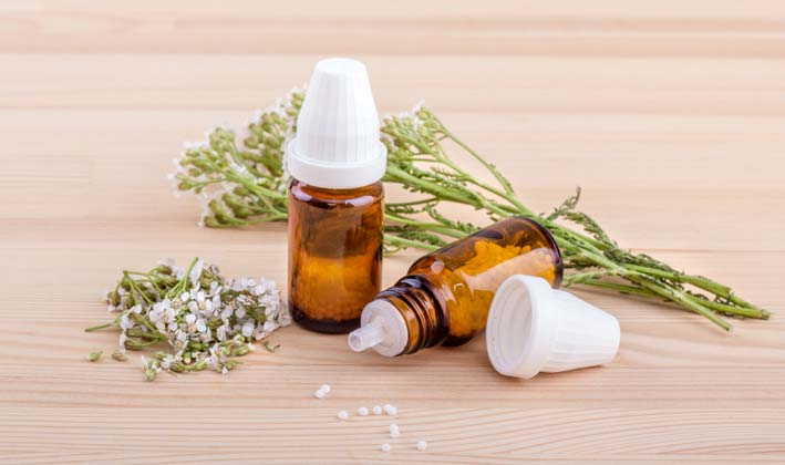 taking homeopathy treatments