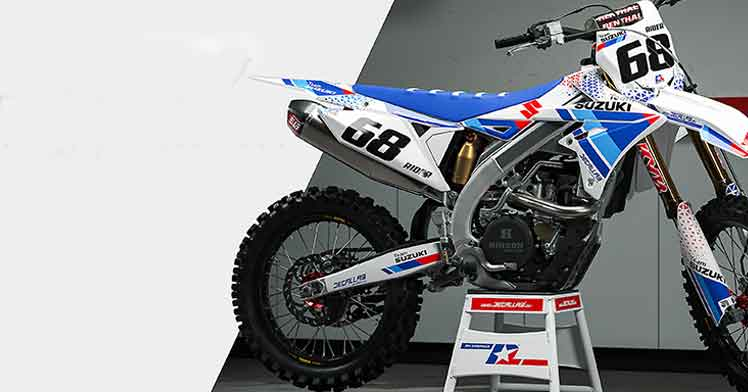How Can Choose The Best Dirt Bike Graphic Company