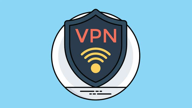 Which process is used to protect transmitted data in vpn