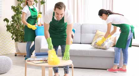 Advantages Of Cleaning Service