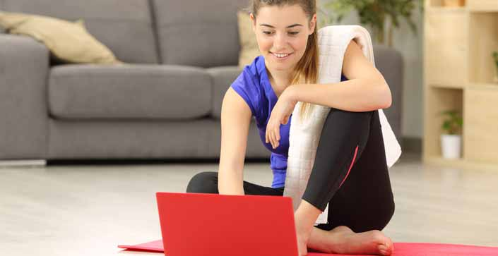 How to Be an Online Health Coach