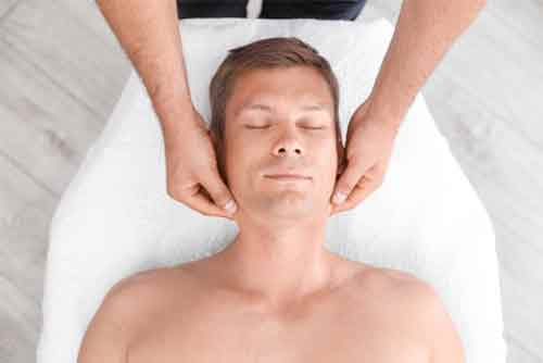 What is a neck massage