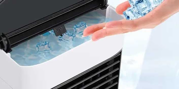 How To Use Air Cooler With Ice