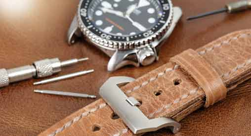 Information For Resizing The Watch Straps