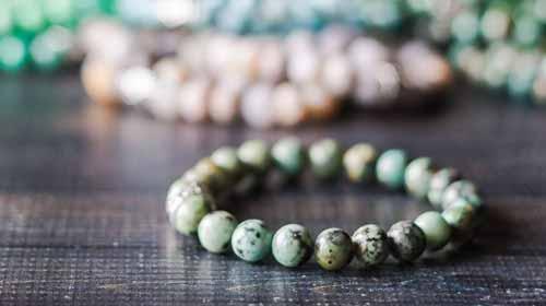 Stone to a Bracelet