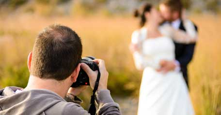 Wedding Photography Use Unique Style to Capture Pictures