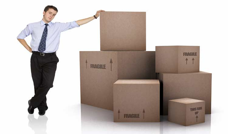 What is included in the Full Moving Service