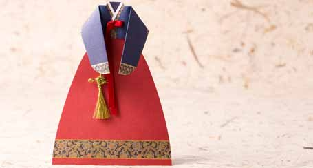 How to Wear Hanbok