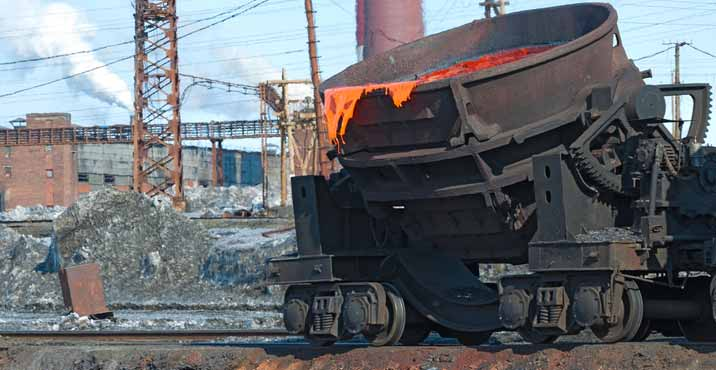 What do You Understand By Foundry Equipment