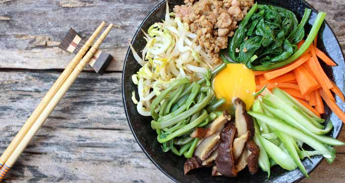 What is Traditional Korean Food