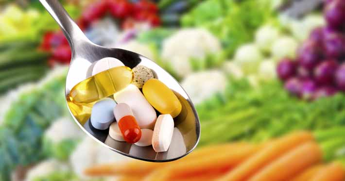 How to Take a Dietary Supplement