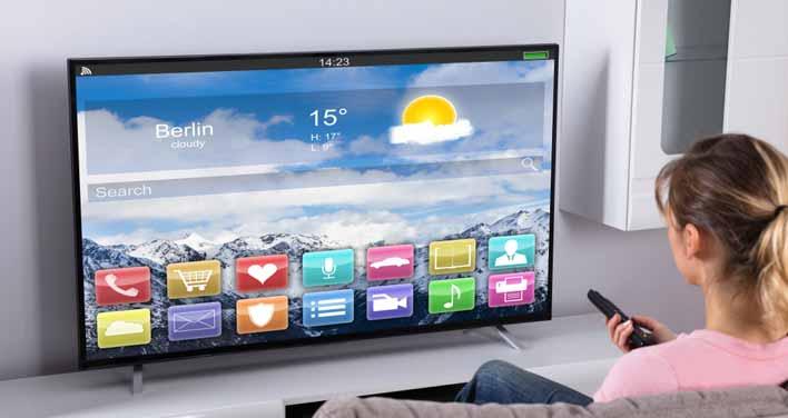 Manual To Smart TV Screen Mirroring