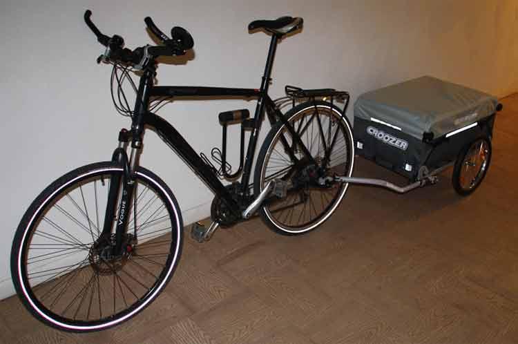 How to Make a Bike Cargo Trailer