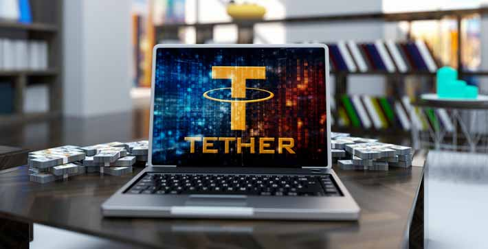 How Does Tether Mining Work