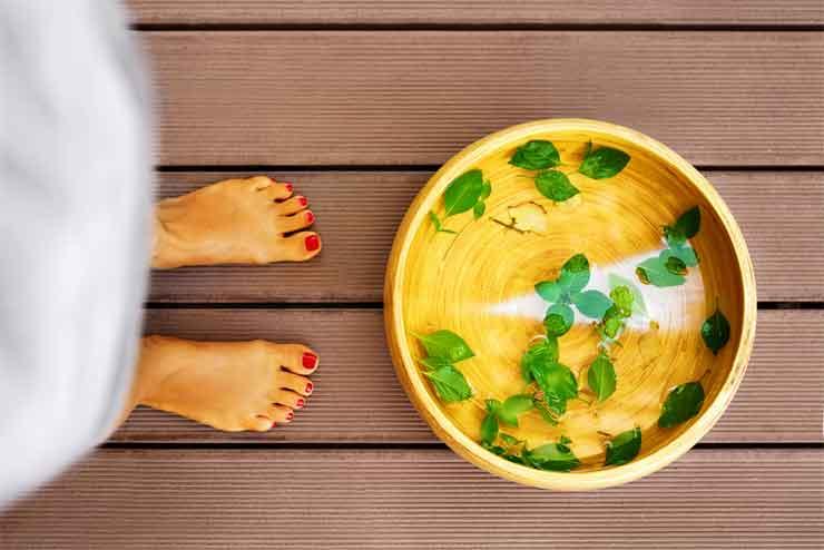 AQUA CHI Detox Foot Bath