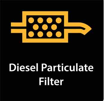 How does it long to clean the diesel particulate filter