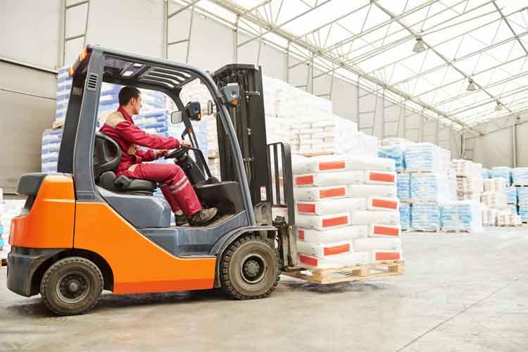 Forearm Forklift Moving Straps