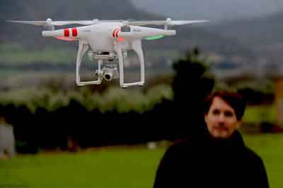 The sky is the limit regarding drones & potential related jobs