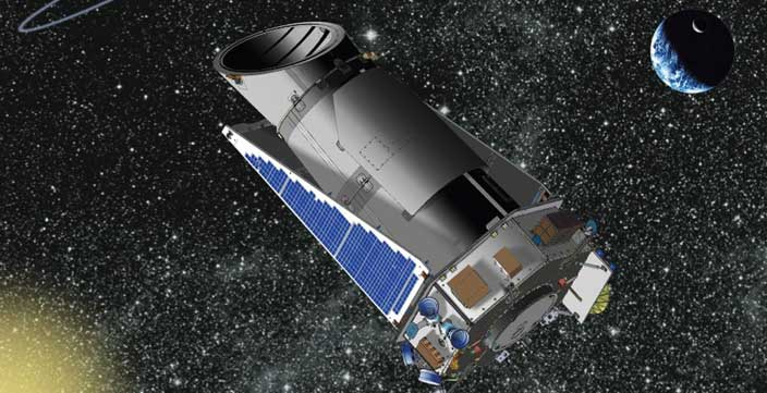Kepler Space Telescope Finds New Planets that may be Inhabited