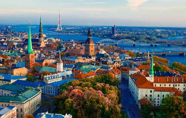 Riga, Art Nouveau Capital in Europe