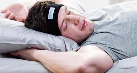 The Emwave for Sleep
