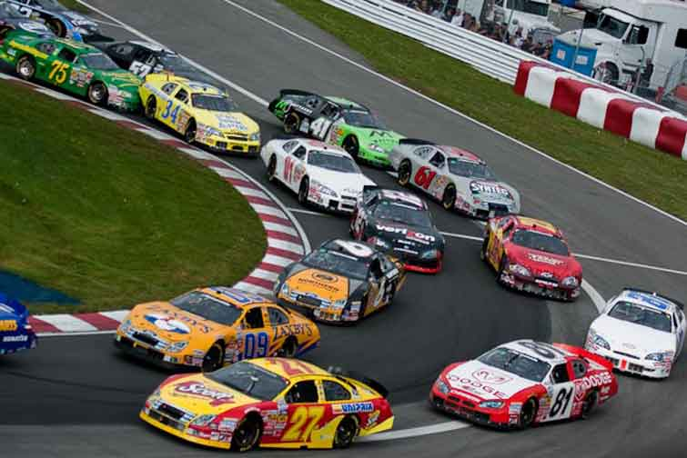 A New Way to Watch NASCAR