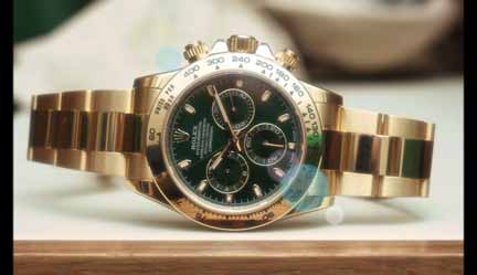 Rolex Watches for Active Lifestyles