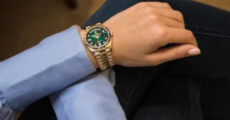Men's IWC Watches Are Classic