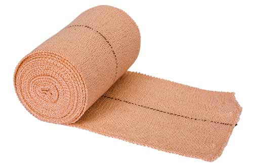 What are the ingredients of crepe bandage