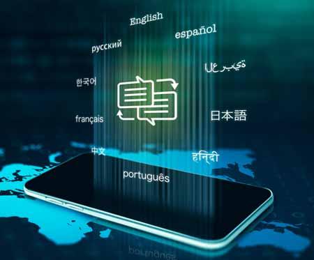 Online Translator devices